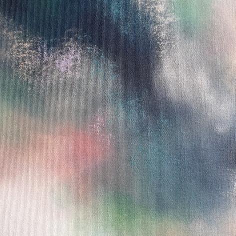 Detaljbild höger målning