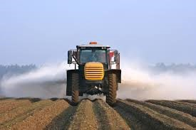 plasterboard tractor