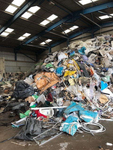 Residual Bulk Waste