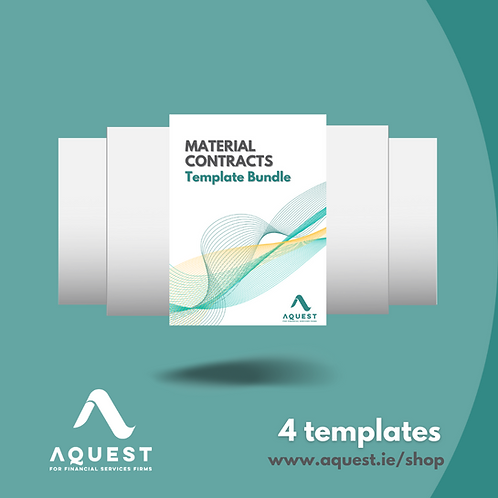 Material Contracts Template Bundle