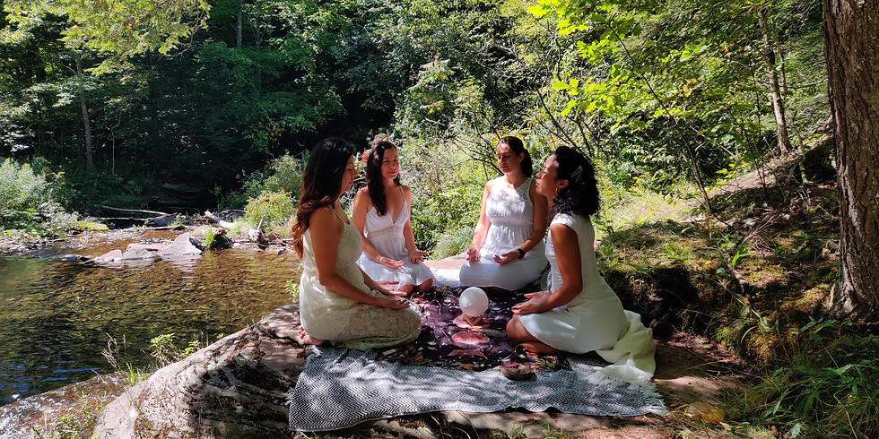 Goddess Retreat- Summer Solstice