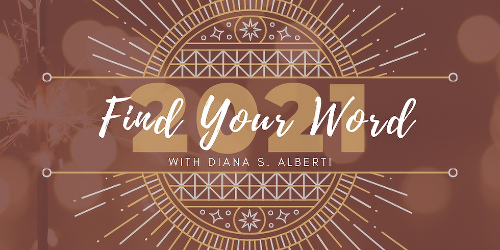 Find Your WORD 2021