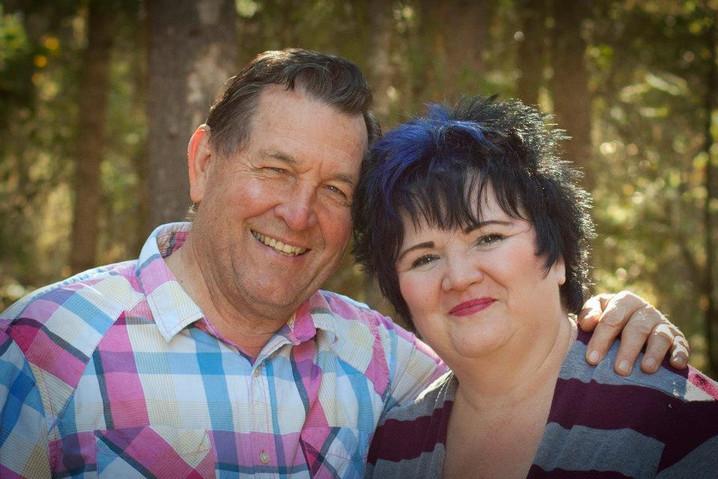 Janice & husband Laurie