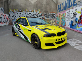 Dirks Drifting BMW