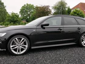 Audi A6 De-Chrome