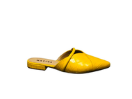 Babuche Alinça amarela