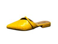Babuche Aliança amarela