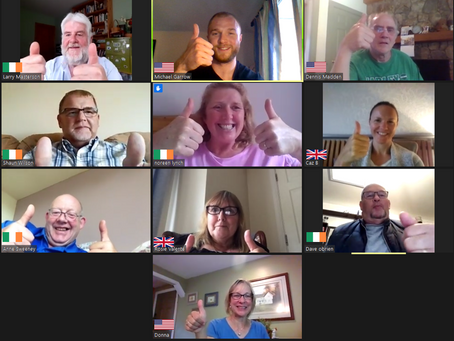 #TeamEnableUs Virtual Support Groups