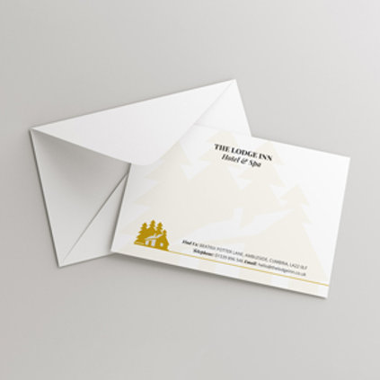 Correspondence Cards + Envelopes