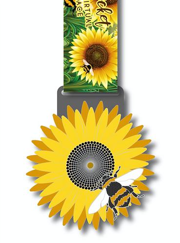 Sunflowers for Della (July)