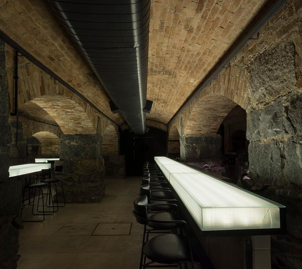 Bar dos arcos - Theatro Municipal