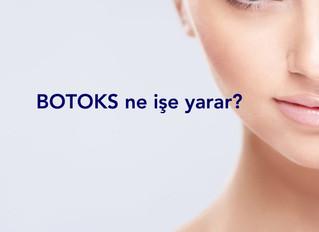 Botoks ne işe yarar?