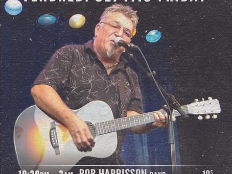 40e Anniversaire: BOB HARRISSON, 40th Anniversary