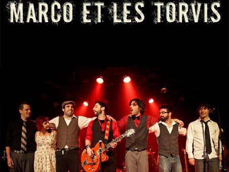 MARCO & LES TORVIS
