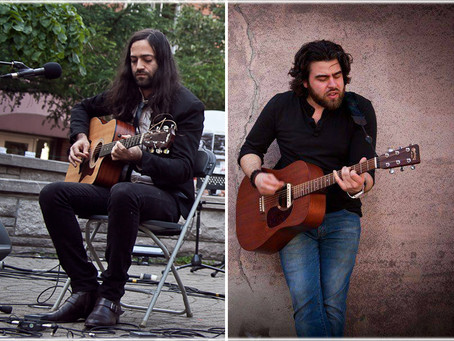 Soir Acoustique TOM SHEMER & MIKE DI RE Unplugged