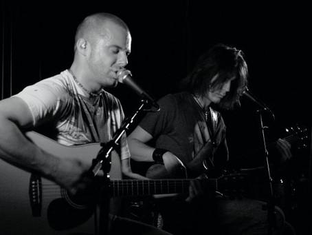 Soir Acoustique LES GRUS - Olivier Goulet & François-Olivier Doyon - Unplugged