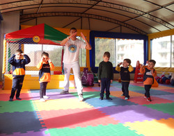 Aula Capoeira