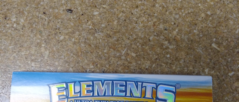 Elements Ultra Thin Rice 1.25 Rolling Papers
