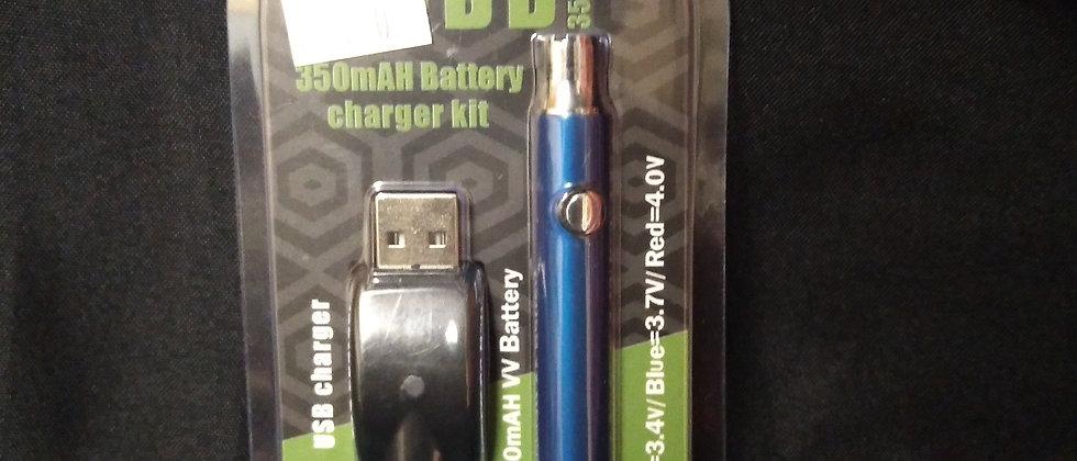 350mAH Battery Charger Kit