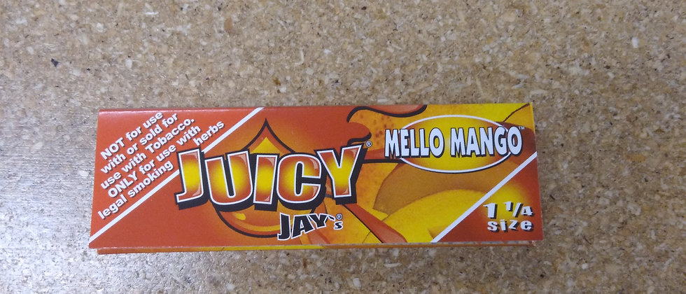 Juicy Jay's Mango 1.25 Rolling Papers