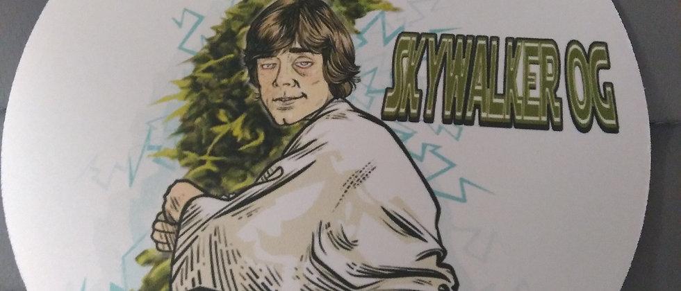 "8"" Skywalker OG Dab Mat"