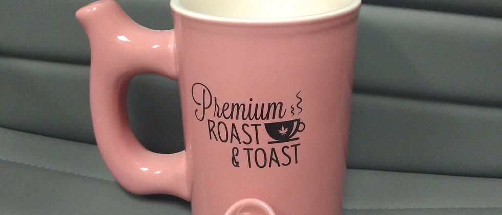 Pink Roast & Toast Mug
