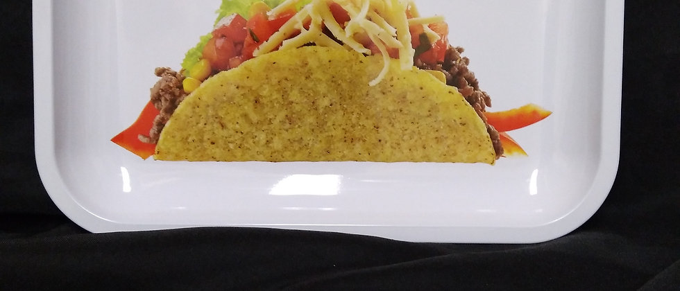 Large Taco Rolling Tray
