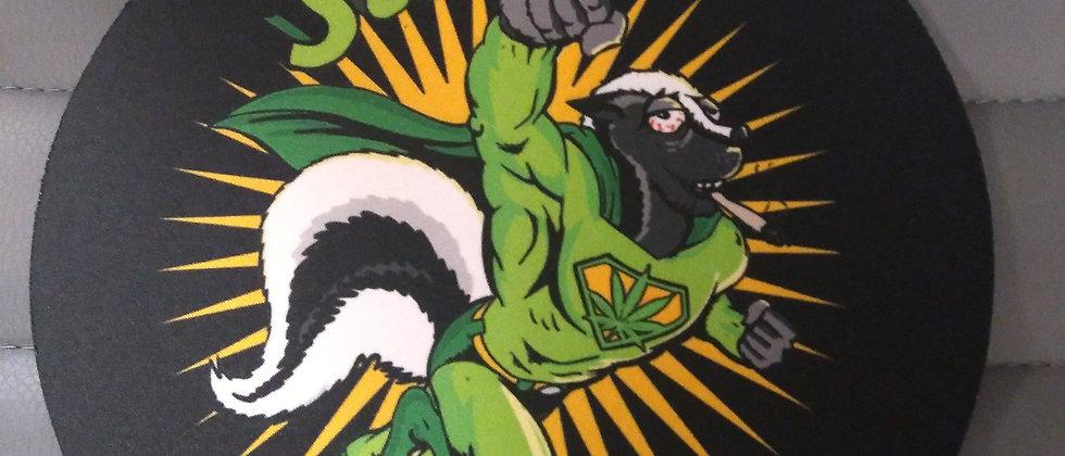 """8"""" Super Skunk Dab Mat"""