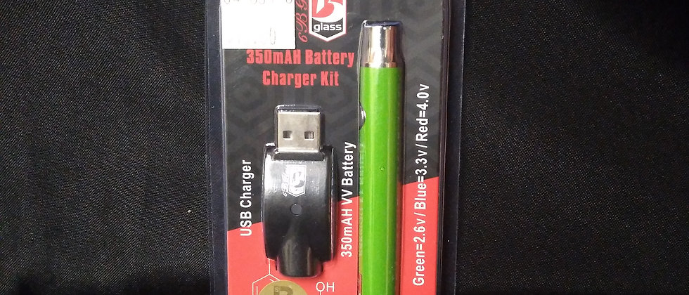 350mAH Battery Charger Kit
