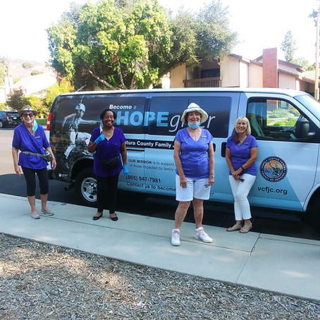 Domestic Violence Drop Off Day
