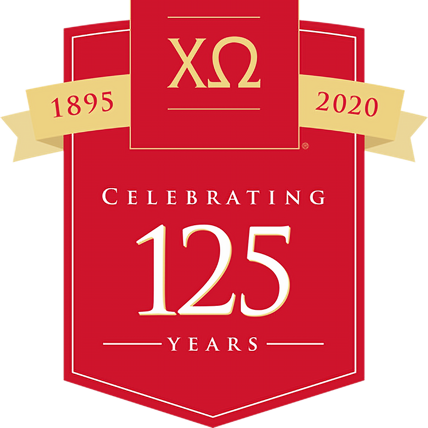 Chi Omega 125th Anniversary Party