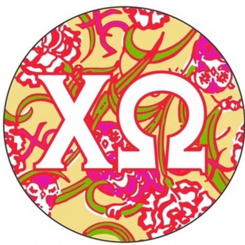 Chi Omega 126th Anniversary party