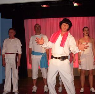 Farningham Follies - 2010