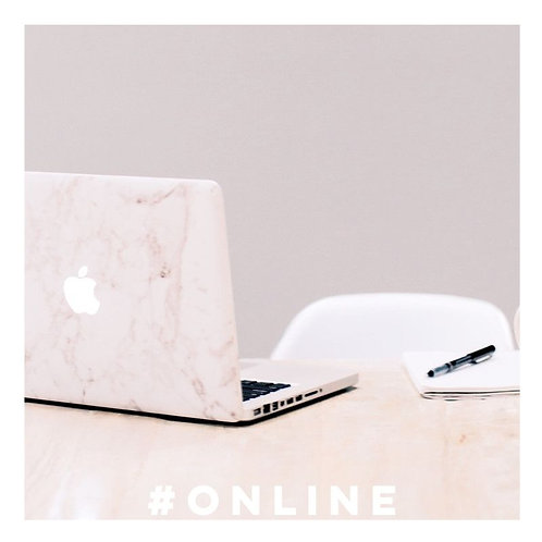 #online - zu jeder Zeit an jedem Ort