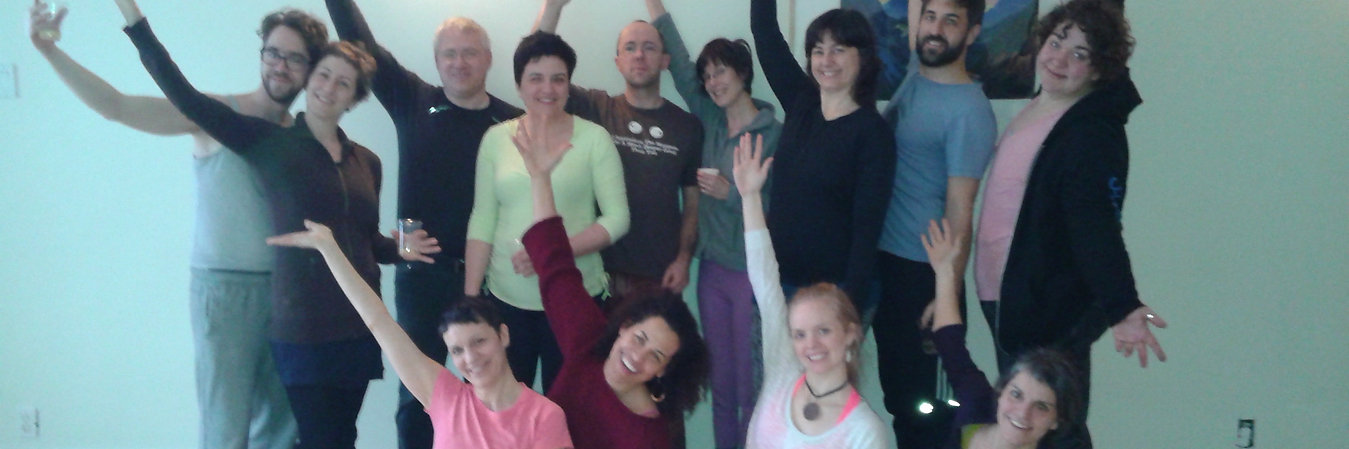 Élèves de Fanou Yoga