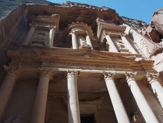 Petrafied - Visiting Petra with Worries