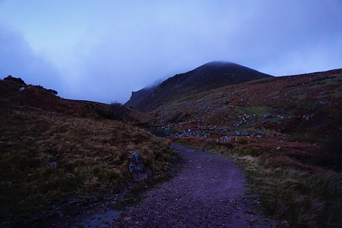 The Irish Mists of Carrauntoohil