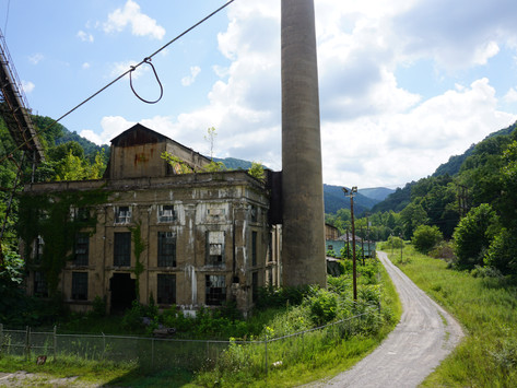 New Life in the Ruins of Industry