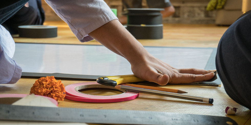 MAI Tape Art Workshop