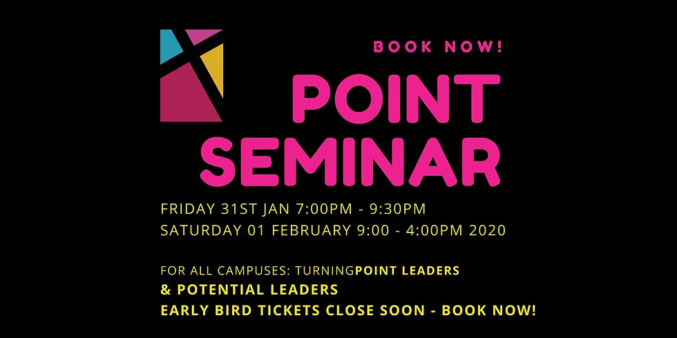 Point Seminar 2020