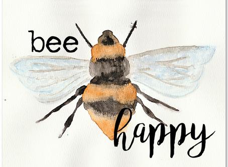 Free Bee Printable