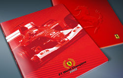 Ferrari - linea quaderni