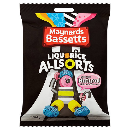 Maynards Bassetts Liq Allsorts