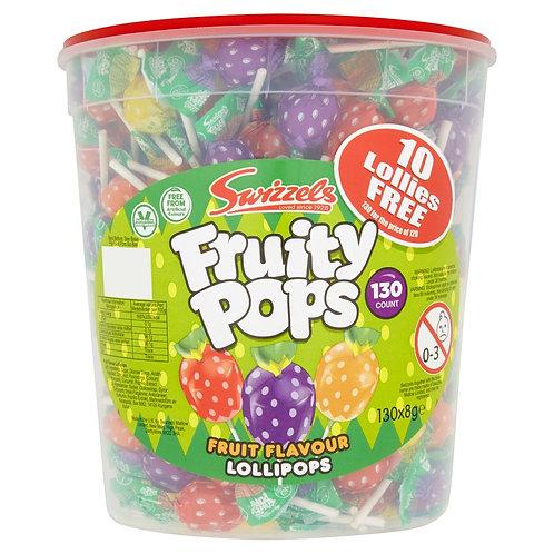 Swizzles Fruity Pops