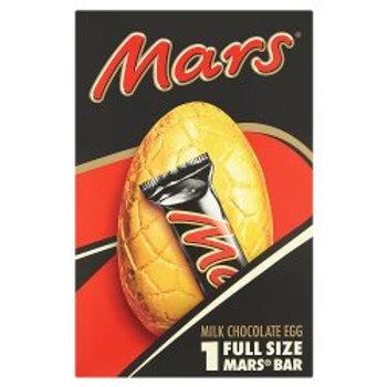 Mars Bar Easter Egg