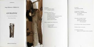 « Guillevic » Serge Mathurin Thébault, 2005