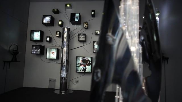 Exposition Résurgences, Galerie Antoine de Macédo, 2012