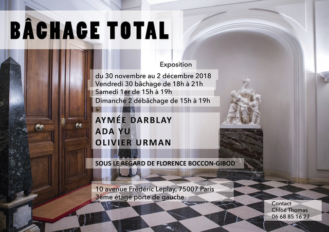 Exposition Bâchage Total