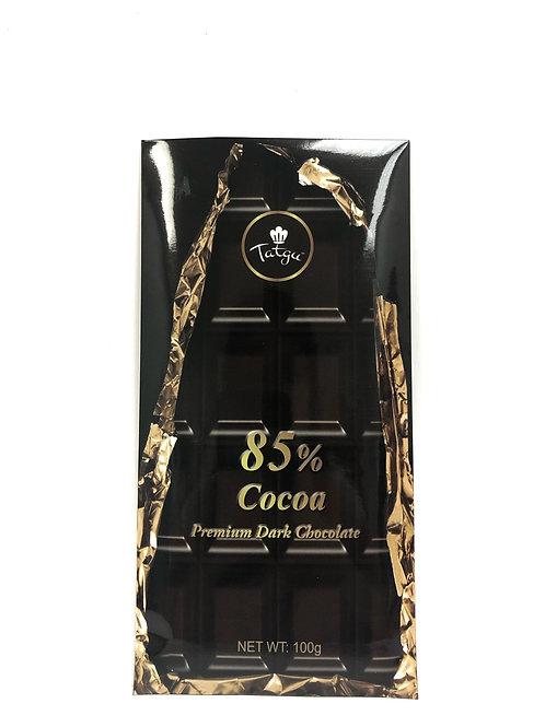 85% Dark Chocolate - 100g Chocolate Bar