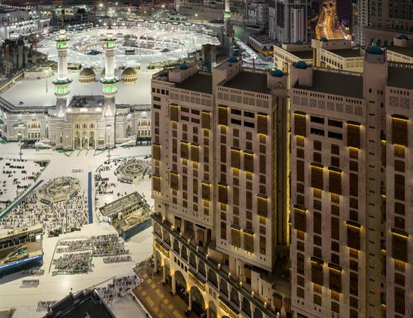 Makkah Millennium Hotel and Tower Exteri